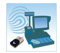 Finger Print Biometric Scanner with ARALCO POS