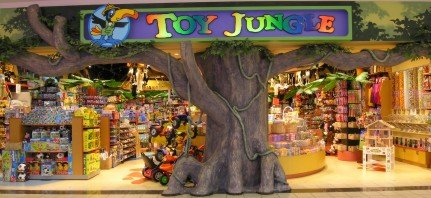 Retail Pos Systems At Toy Jungle