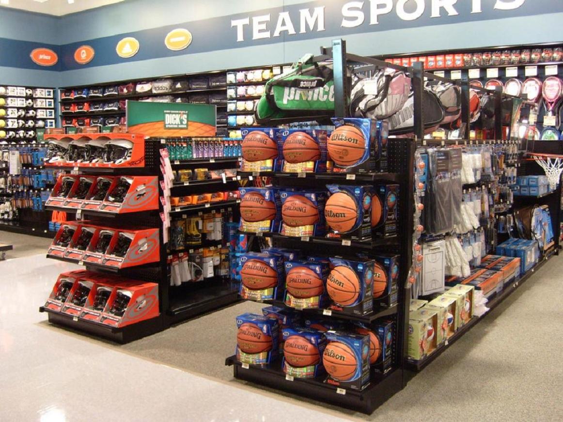 Retail POS Sports Store